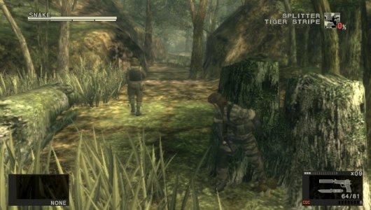 Metal Gear Solid 3 (2004)